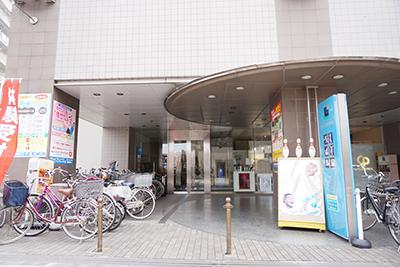 平塚駅北口からのアクセスルート